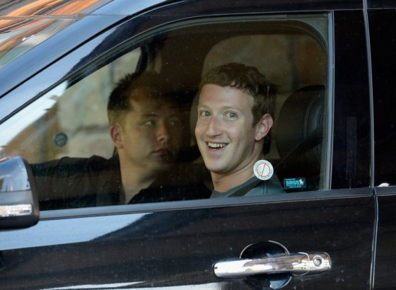 """""""Scanpix"""" nuotr./""""Facebook"""" įkūrėjas ir vadovas Markas Zuckerbergas"""