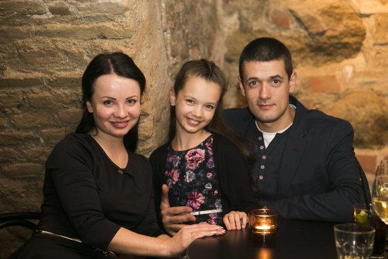 Viganto Ovadnevo/Žmonės.lt nuotr./Džesika Vienažindytė