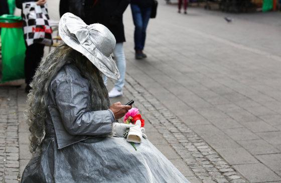 """Luko Balandžio/Žmonės.lt nuotr./Kopenhaga pasipuošė """"Eurovizijai"""""""