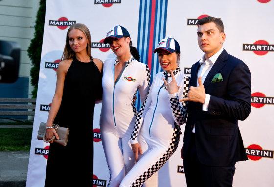 """Gretos Skaraitienės/Žmonės.lt nuotr./""""Martini Race To Desire"""" šventės svečiai"""