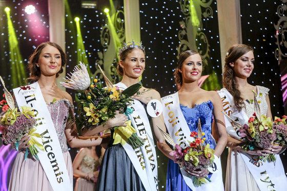 "Teodoro Biliūno/Žmonės.lt nuotr./""Mis Lietuva 2014"" finalas"