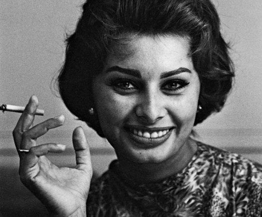 """""""Scanpix"""" nuotr./Aktorė Sophia Loren"""