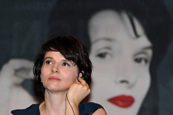 """AFP/""""Scanpix"""" nuotr. / Prancūzų aktorė Juliette Binoche"""