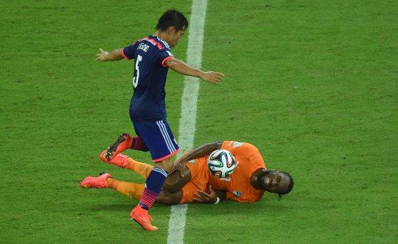 """""""Scanpix"""" nuotr./Didier Drogba"""