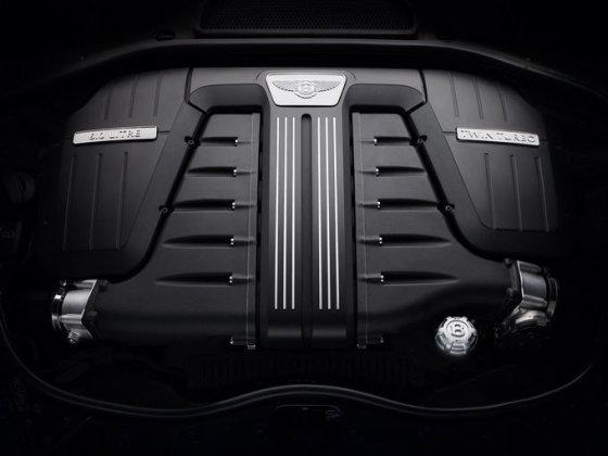 """Gamintojo nuotr./""""Bentley Continental GT Speed"""""""
