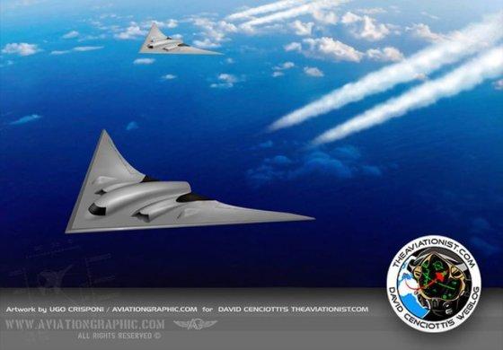Naujos kartos amerikiečių bombonešio LRSB (Long Range Strike Bomber) prototipas ekspertų požiūriu