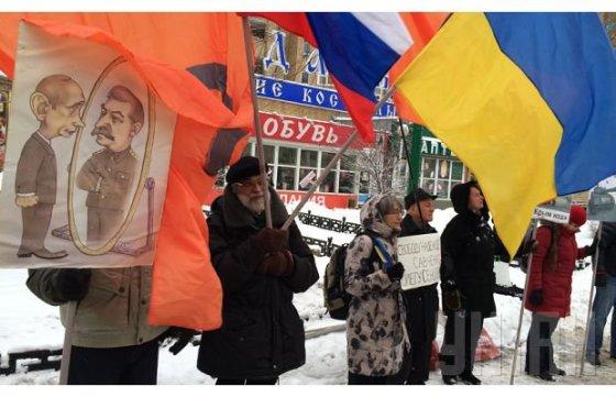 """""""Unian"""" nuotr./Žmonės Mariupolyje"""