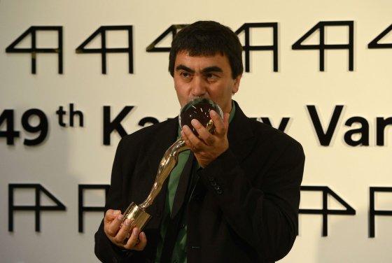"""""""Kukurūzų sala"""" režisierius gruzinų režisieriaus George'as Ovašvilis"""
