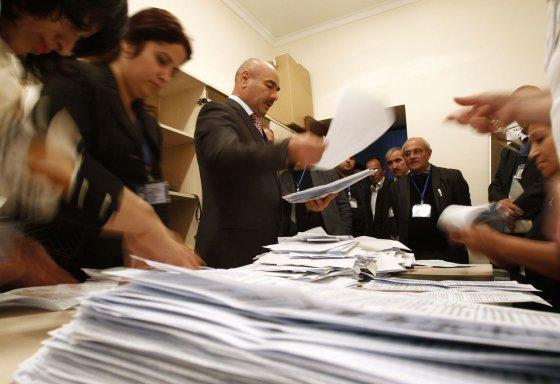 """""""Reuters""""/""""Scanpix"""" nuotr./Rinkimai Azerbaidžane"""