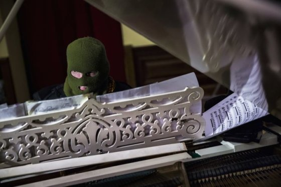 """Reuters""/""Scanpix"" nuotr./Pianistas-ekstremistas"