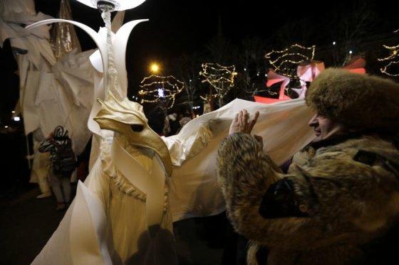 Ryga švenčia tapimą Europos kultūros sostine