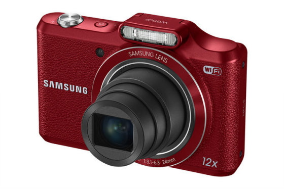 """Samsung"" nuotr./WB50F"