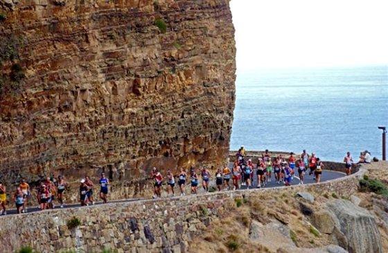 Dviejų vandenynų maratonas (Two Oceans Marathon)