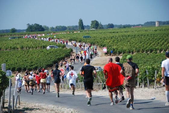 Medoc vyno maratonas (Marathon du Medoc)