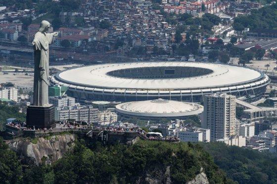 "AFP/""Scanpix"" nuotr./""Estadio Do Maracana"""