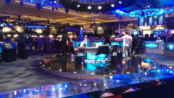 Andriaus Bielskio nuotr./Las Vegasas