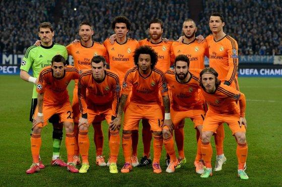 "AFP/""Scanpix"" nuotr./Madrido ""Real"""
