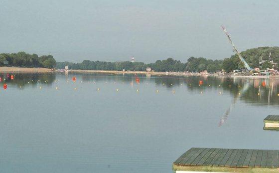 erch2014.com nuotr./Sava ežeras Belgrade