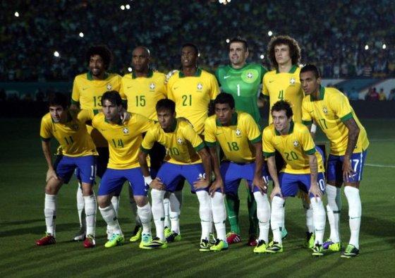 Brazilija – čempionato šeimininkė ir tituluočiausia rinktinė
