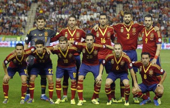Ispanija gins čempionės vardą