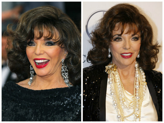 """Reuters""/""Scanpix"" nuotr./Joan Collins"
