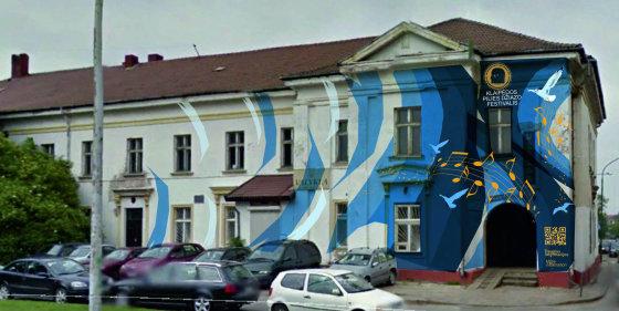 Organizatorių nuotr./Džiazo freska Klaipėdoje