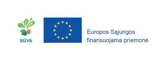 Būva / ES finansuojama priemonė