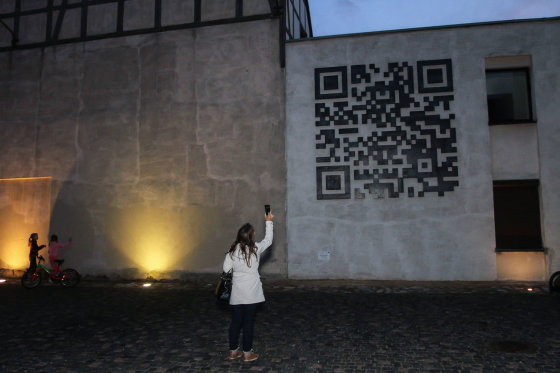 Klaipėdos senamiestyje įsikūrė tarptautinis meno parkas