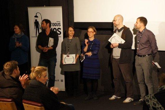 "Eglės Burbaitės nuotr./Vilniuje finišavo kino festivalis ""Nepatogus kinas"""