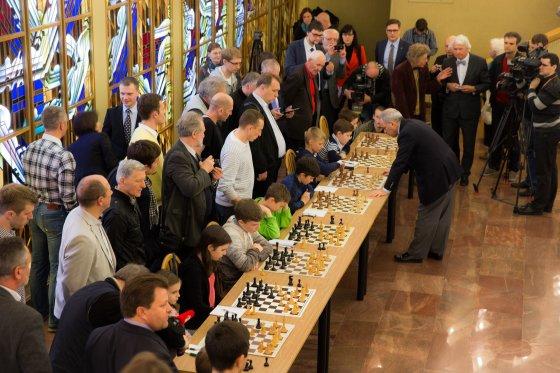 Garis Kasparovas seime