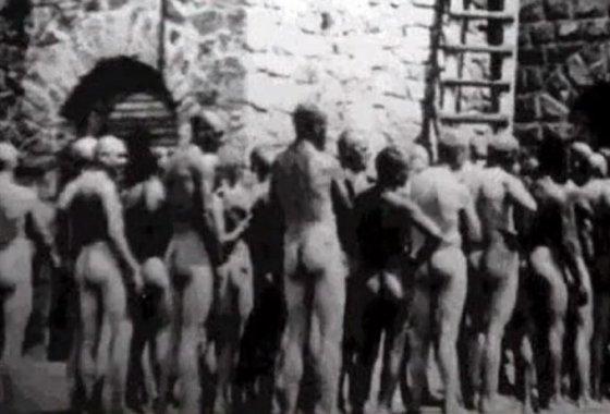 """""""YouTube"""" nuotr./Koncentracijos stovykla"""