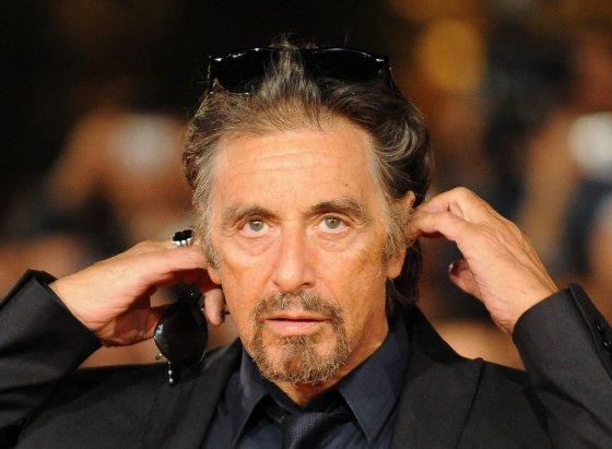 """AFP/""""Scanpix"""" nuotr./Holivudo superžvaigždė Alas Pacino"""