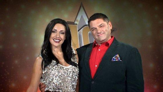 TV3 nuotr./Oksana Pikul-Jasaitienė ir Vitalijus Cololo