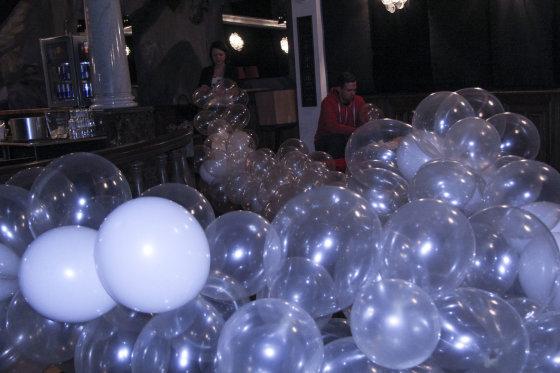 """""""Videometros"""" nuotr./Vakarėlio pasiruošimo darbai"""