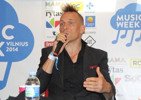 """Lauryno Slapšio nuotr./""""Vilnius Music Week 2014"""" antra diena"""