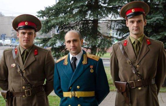 Asmeninio albumo nuotr./Darius Petrikauskas (kairėje)