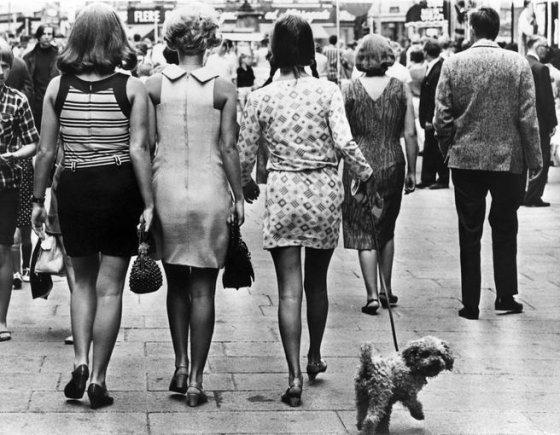 """""""Polfoto"""" nuotr. /Minisijonai 1968 metais"""