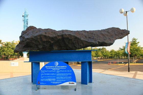 Wikipedia nuotr./Bakubirito meteoritas