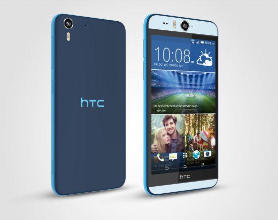 HTC nuotr./HTC Desire Eye