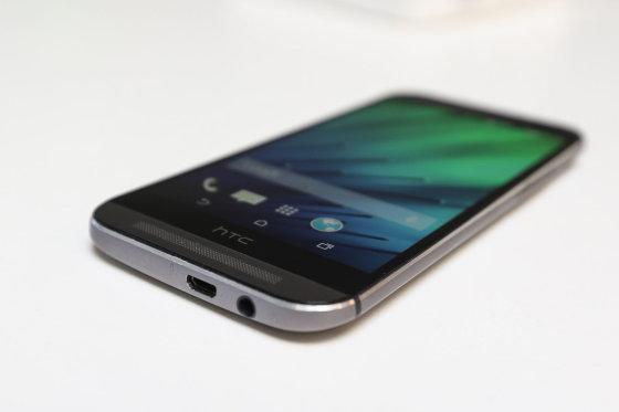 Juliaus Kalinsko/15min.lt nuotr./HTC flagmanas One M8
