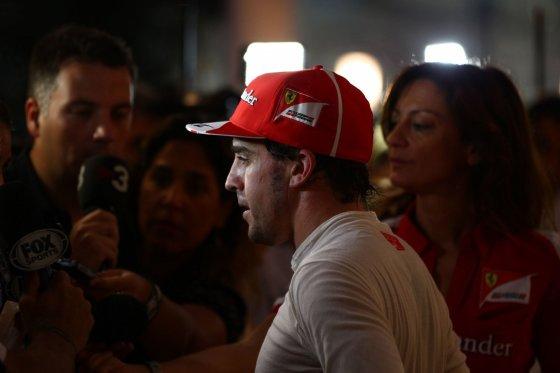 """Scanpix"" nuotr./Fernando Alonso"