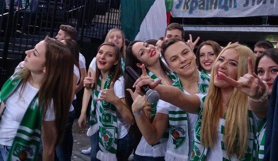 """TV3 nuotr./Kauno miesto """"Žalgirio"""" choras"""