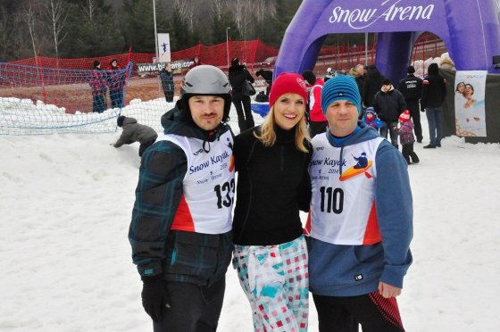 TV3 nuotr./Donatas Baumila, Vlada Musvydaitė ir Lukas Pačkauskas