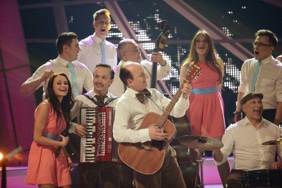 """TV3 nuotr./Kėdainių """"Senamiesčio"""" choras"""