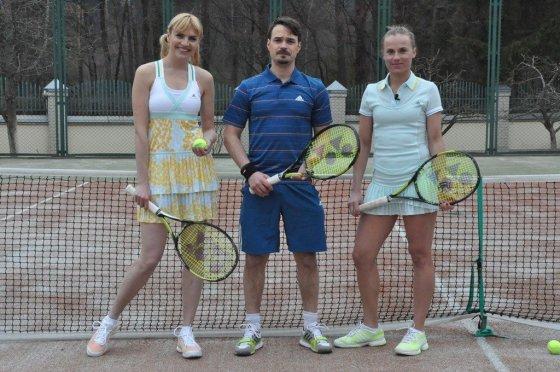 TV3 nuotr./Vlada Musvydaitė, Leonardas Pobedonoscevas, Lina Stančiūtė