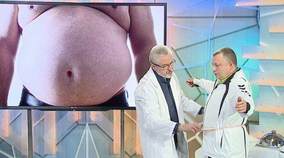 """TV3 nuotr./Kadras iš laidos """"Kvieskite daktarą!"""""""