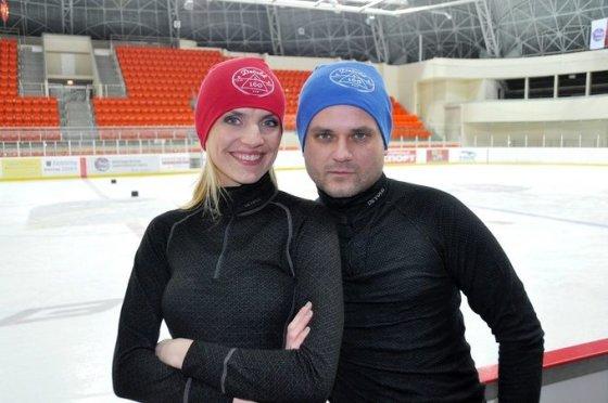 TV6 nuotr./Vlada Musvydaitė ir Edvardas Žičkus