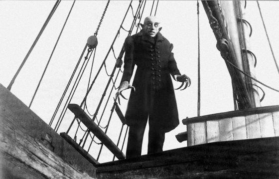 Kadras iš filmo Nosferatu. Top films archyvo nuotr.