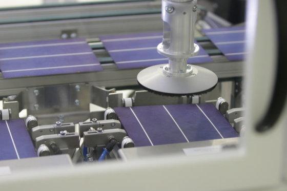 """Saulės moduliai bus naudojami kaip fasadų danga. """"BOD Group"""" nuotraukos"""