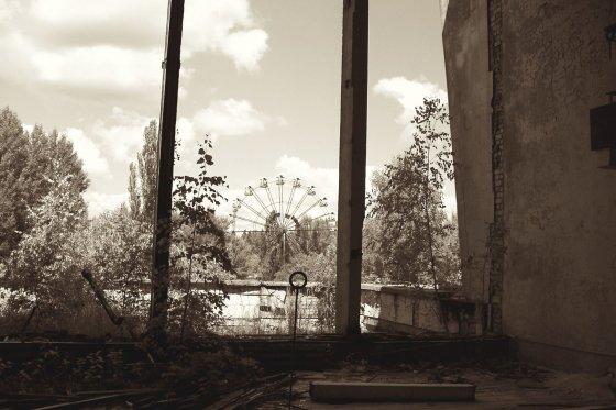 Asmeninio albumo nuotr./Beissoul ir Einiaus akimirka iš Ukrainos
